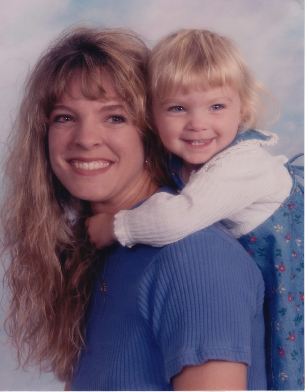 Mother & Daughter 1997