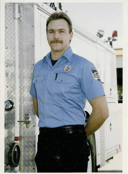 1990 Brian Wolfgram - City HD Firefighter Cadet
