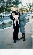 1995 Brian Wolfgram 1995 Engineer Promotion, DeAnne & Lauren